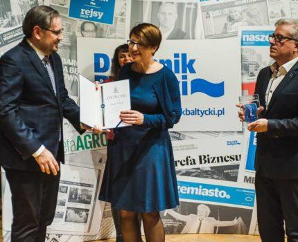 Nagroda dla prezesa Fundacji Miasta Sportu